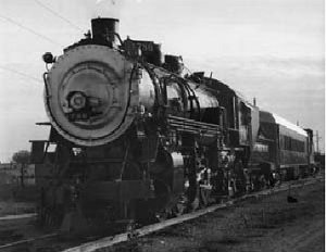 The Houston and Texas Central Railroad